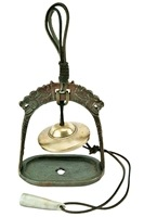Wholesale Metal Gong Temple Bell