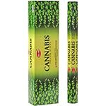 Wholesale Jumbo Incense - Hem Cannabis
