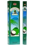 Wholesale Jumbo Incense - Hem Coconut