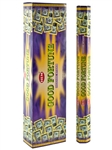 Wholesale Jumbo Incense - Hem Good Fortune