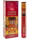 Wholesale Hem Church Incense - 20 Sticks Hex Pack