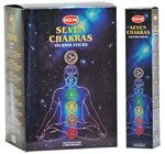 Wholesale Incense - Hem 7 Chakra Incense 35 Sticks Pack