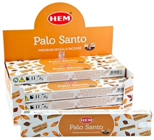Wholesale Incense - Hem Palo Santo Masala Incense