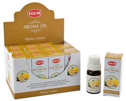 Wholesale HEM Mystic Lemon Aroma Oil