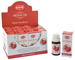 Wholesale HEM Mystic Strawberry Aroma Oil