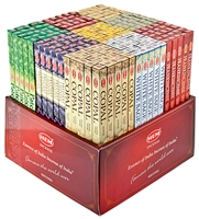 Wholesale Incense - Satya Oriental Series Incense Display - 15 Gram