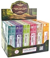 Wholesale Goloka Nature's Series Incense Display Set