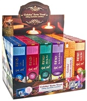 Wholesale Goloka Reiki Series Incense Display Set