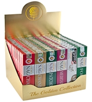 Wholesale The Golden Collection Incense Display Set