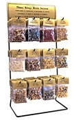 Wholesale Natural Resin Incense Display