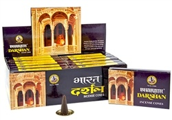 Wholesale Cone Incense - Bharath Darshan Cone Incense
