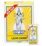 "IND03<br><br> Laxmi Dhoop 8 Sticks Per Pack - 3""L (12 Per Box)"