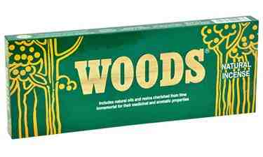 Wholesale Incense - Woods Natural Incense