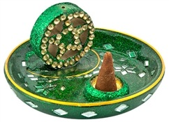 Wholesale  Lacquer Star Incense Burners