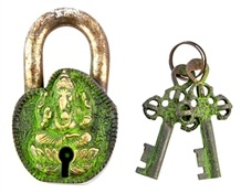 Wholesale Lord Ganesh Lock