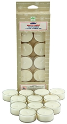 Wholesale White Sage Tea Light