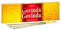 Wholesale Nikhil Govinda Govinda Natural Incense