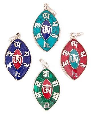 Tibetan Om Symbol Pendant Wholesale
