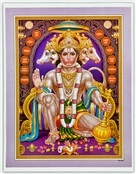 Wholesale Hanuman Art Poster