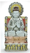 Wooden Lord Buddha Statue