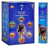 Wholesale Incense - SAC 7 Arcangels Incense 35 Sticks Pack