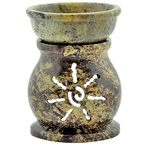 Wholesale SoapStone Spiral Aroma Lamp