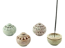 Wholesale Stone Incense Sticks and Cones Burner