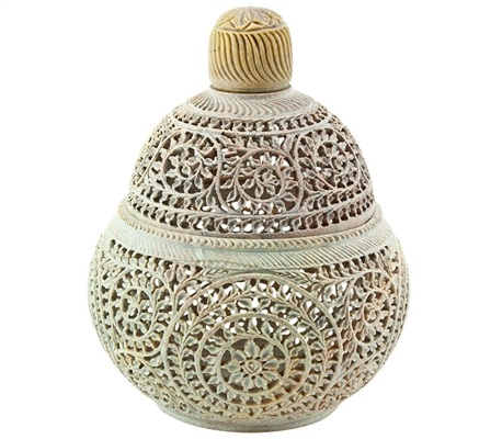 Wholesale Stone Candle Holder