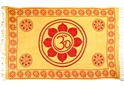 Wholesale Lotus Om Symbol Scarves/Altar Cloth