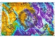 Wholesale Om Chakra Scarves/Altar Cloth