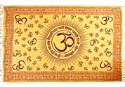 Wholesale Om with Gayatri Mantra Scarves/Altar Cloth