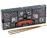 SH100<br><br> Satya Super Hit Incense - 100 Gram Pack