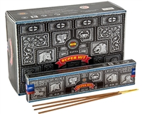 SH40<br><br> Satya Super Hit Incense - 40 Gram Pack (12 Packs Per Box)
