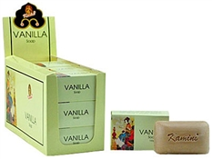 Wholesale Kamini Vanilla - 100 Gram Each Bar