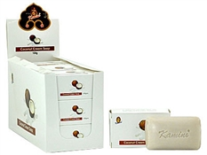 Wholesale Kamini Coconut Soap - 100 Gram Each Bar