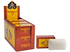 Wholesale Kamini Sandalwood Soap - 100 Gram Each Bar
