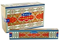 Wholesale Incense - Satya Sagaroma Incense