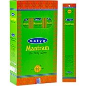 Wholesale Incense - Satya Mantram Incense Sticks - 15 Gram Pack