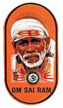 Om Sai Ram Stickers