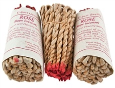 Wholesale Rose Tibetan Rope Incense