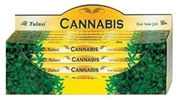 Wholesale Incense - Tulasi Cannabis  Incense Square Pack