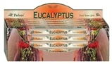 Wholesale Incense - Tulasi Eucalyptus Incense Square Pack