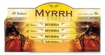 Wholesale Incense - Tulasi Myrrh Incense Square Pack