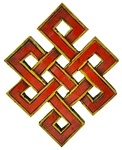 Wholesale Endless Knot Wall Hanging