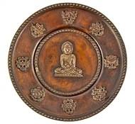 Wholesale Tibetan Lord Buddha Wall Hanging
