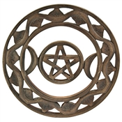 Wholesale Triple Moon Wall Hanging