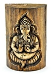 Wooden Lord Ganesh Wall Hanging