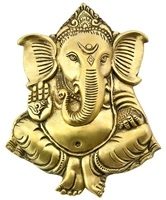 Wholesale Lord Ganesh Wall Hanging Plate