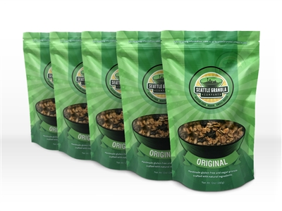 Original Granola 5 pack - 5 x 12 oz.