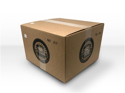 Granola Gift Box Containing Three Flavors of Granola, Two Flavors of Granola Spread and a Bag of Power Seeds